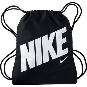 Nike Drawstring gym bag black/ white brand New